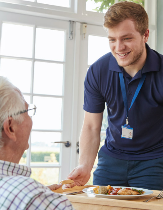 UK care homes are in-demand
